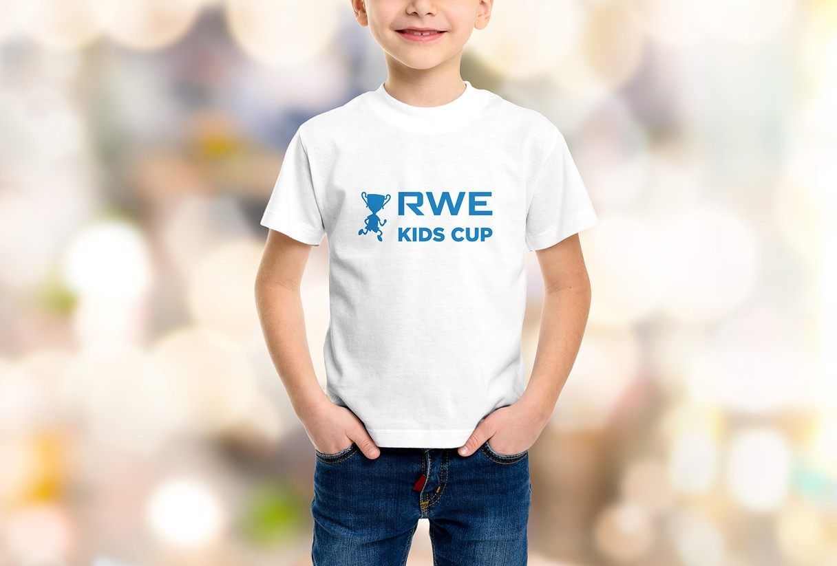 Tvorba loga RWE Kids Cup