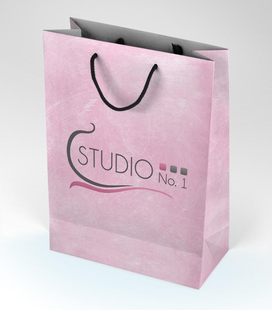 Tvorba loga - Studio No. 1