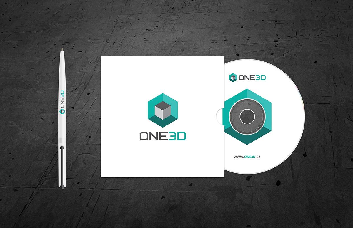 Tvorba loga  - One3D s.r.o.