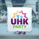 Logotyp - UHK PARTY